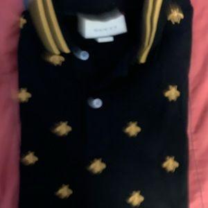 Gucci Shirts - Black Gucci shirt